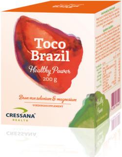 Cressana TocoBrazil 200 gram biologisch