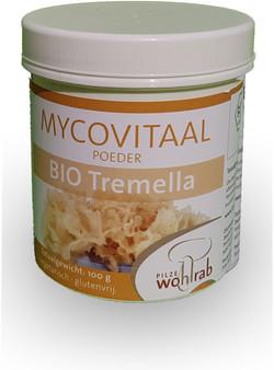 Mycovitaal Tremella poeder 100 gram biologisch