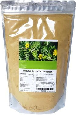 Tribulus Terrestris Poeder Biologisch 500 gram
