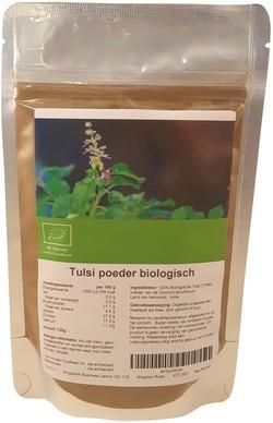 Tulsi poeder biologisch 125 gram