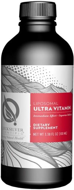 Quick Silver Liposomal Ultra Vitamin 100 milliliter