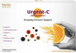 Pro-Ven Probiotics Urgent-C Everyday Immune Support 30 zakjes