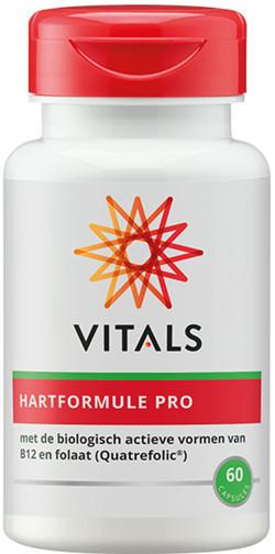 Vitals Hartformule Pro 60 vegetarische capsules