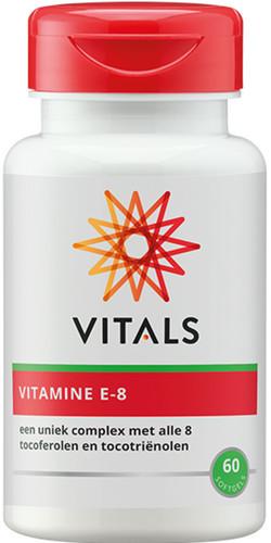 Vitals Vitamine E-8 100 mg 60 softgels