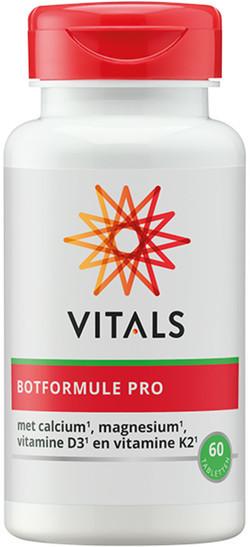 Vitals Botformule Pro 60 tabletten