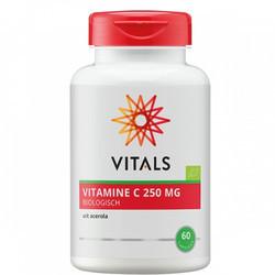 Vitals Vitamine C 250 mg BIO biologisch