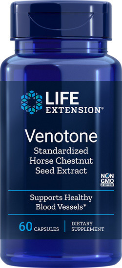 Life Extension Venotone Standardized Horse Chestnut Seed Extract
