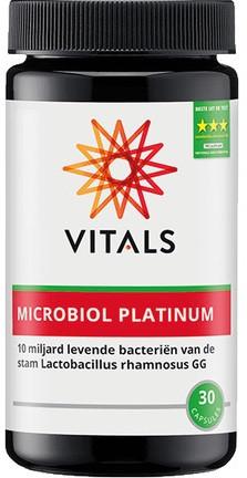 Vitals Microbiol Platinum 30 capsules