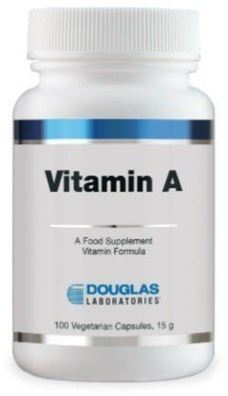 Douglas Laboratories Vitamin A 100 capsules