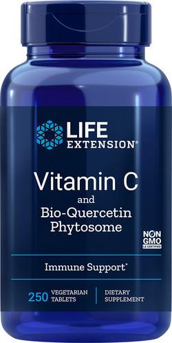 Life Extension Vitamine C en Bio Quercetin Phytosome
