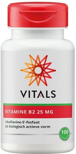 Vitals Vitamine B2
