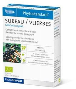 Pileje Laboratoire Vlierbes 20 capsules biologisch