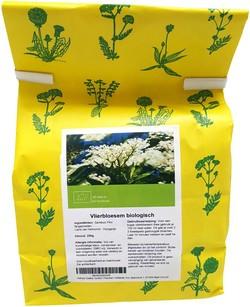 Vlierbloesem biologisch 250 gram biologisch