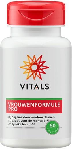 Vitals Vrouwenformule Pro 60 tabletten