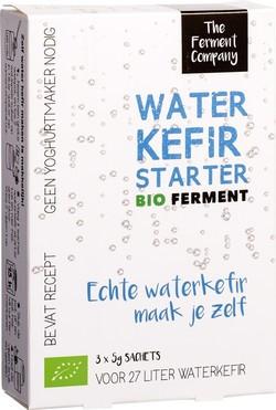 kefir water starter