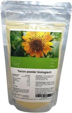 Yacon poeder biologisch 250 gram
