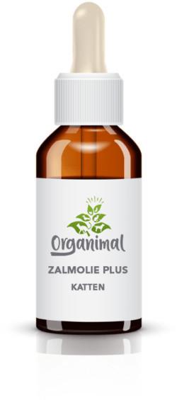 Organimal Zalmolie plus 50 milliliter