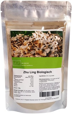 Zhu Ling poeder 125 gram
