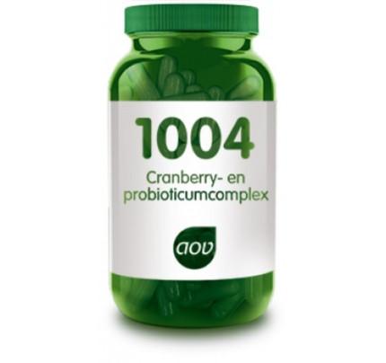 Cranberry probioticumcomplex vegacaps AOV 1004