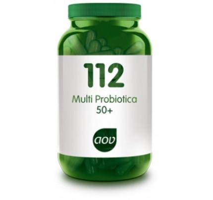 Multi Probiotica 50+ vegacaps AOV 112