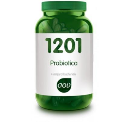 Probiotica 4 miljard bacteriën vegacaps AOV 1201