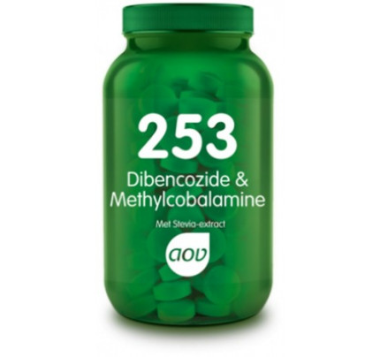 Vitamine B12 & B11 Dibencozide & Methylcobalamine AOV 253