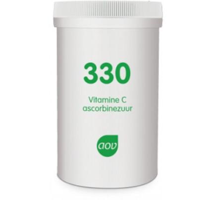 Vitamine C Ascorbinezuur - 330