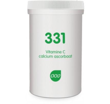 Vitamine C calcium ascorbaat poeder - 331