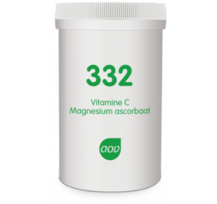 Vitamine C magnesium ascorbaat poeder 332 AOV