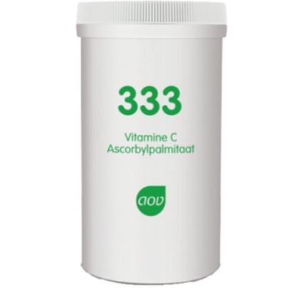 Vitamine C Ascorbyl Palmitaat - 333