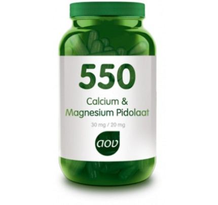 Calcium Magnesium Pidolaat - 550