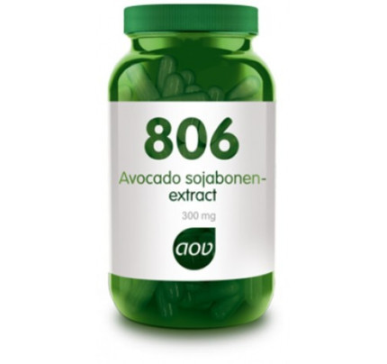 Avocado sojabonen extract AOV 806