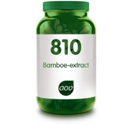 Bamboe-extract vegacaps AOV 810
