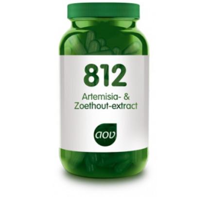 Artemisia & Zoethout-extract vegacaps AOV 812