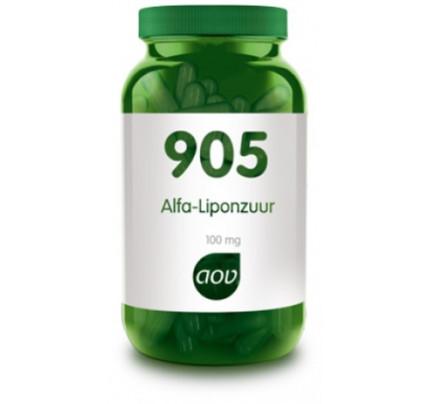 Alfa-liponzuur vegacaps AOV 905