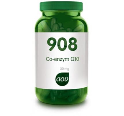 Co-enzym Q10 vegacaps 60x30mg AOV 908