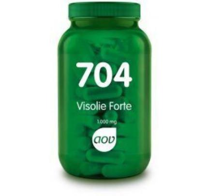 Visolie Forte capsules 180x1000mg AOV 704