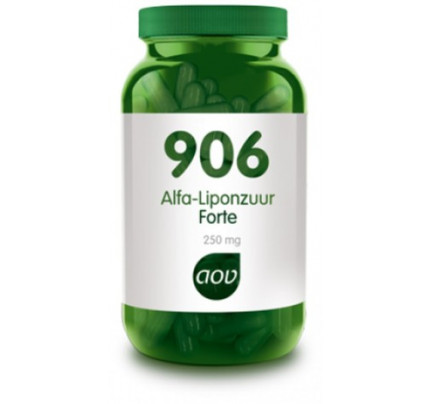 Alfa-liponzuur Forte AOV 906