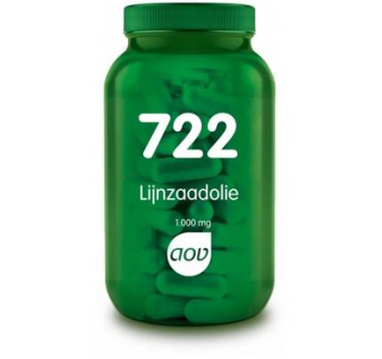 AOV lijnzaad capsules