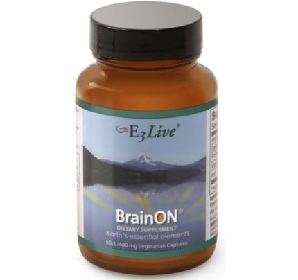 BrainON capsules E3Live