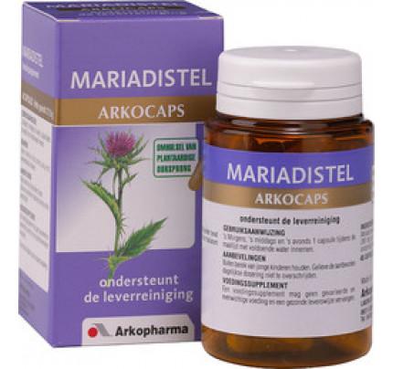 Mariadistel vegacaps 390mg Arkopharma