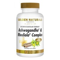 golden naturals ashwagandha rhodiola