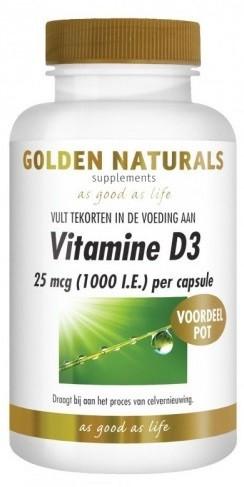 golden-naturals-vitamine-d3-1000