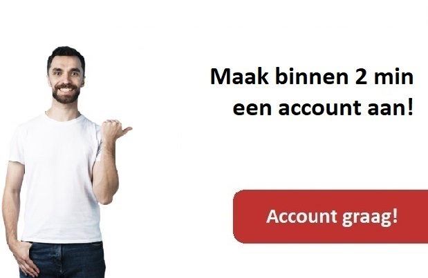 account maken