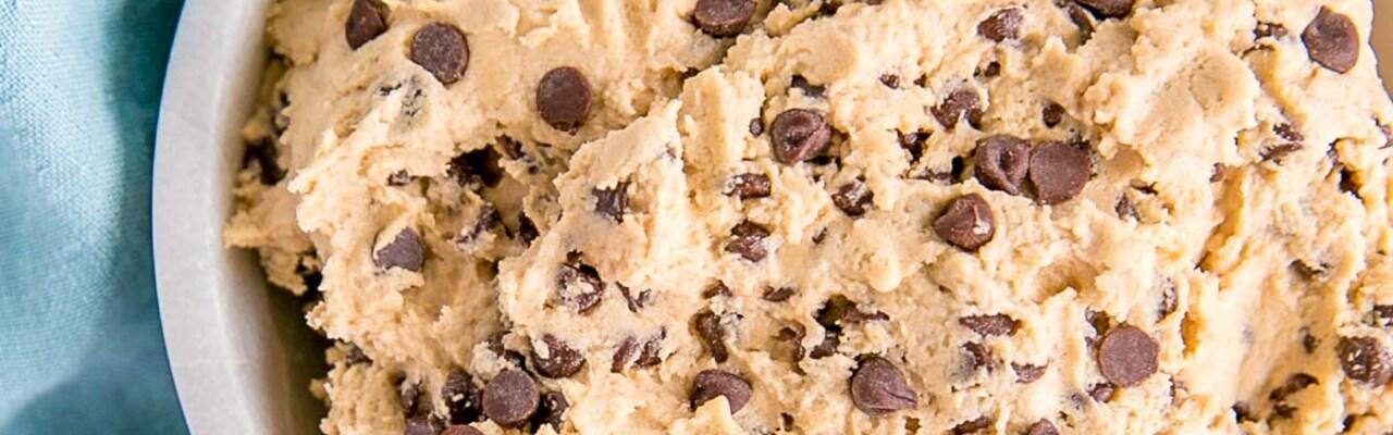 cookie dough midden