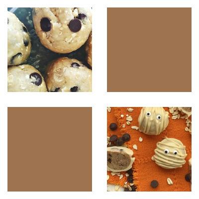 cookie dough samen