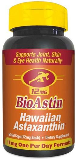 wat is astaxanthine?
